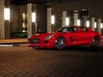 sls in red