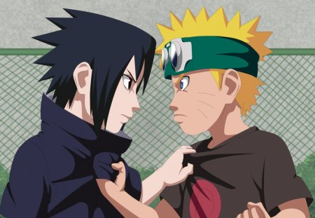 Download 72 Koleksi Wallpaper Naruto Vs Sasuke Gratis Terbaru