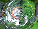 Kinky sphere