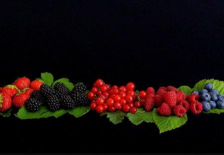 My favorites - fruit, berries, fruits, favorites