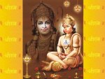 Shri ram and lord hanuman
