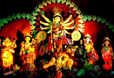 Durga mata - navratri, durga, mata, devotional, goddess, durge, spiritual