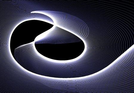 light curves 4 - curves, net, light, wallpaper