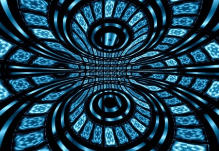 blue and black abstract 3d and cg abstract background wallpapers