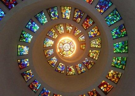 Chapel of Thanksgiving - thanksgiving, chapel, heaven, of