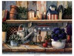 Americana gardening style