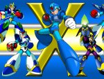 Mega Man X Armors