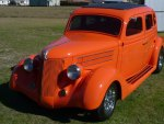 1936 Ford Hotrod