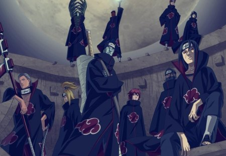 Comments on The Akatsuki - Naruto Wallpaper ID 1205379 - Desktop