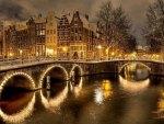 A Winter\'s Night in Amsterdam