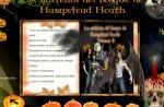 CDLibro los misterios del bosque de Hampstead Heat