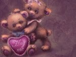 ~CUTE BEAR HUGS~