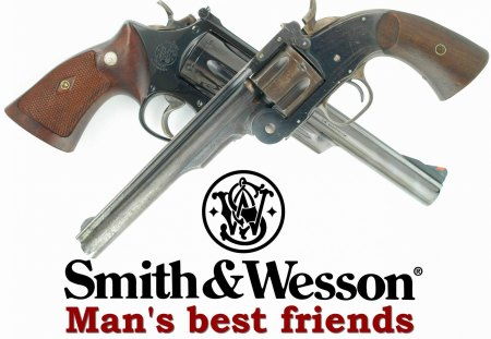 smith&wesson - gun, hot, revolver, magnum