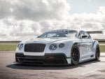 2013 Bentley continental GT race car