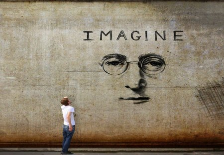 John Lennon - john lennon, beatles, musician, beatle, music, singer, songwriter