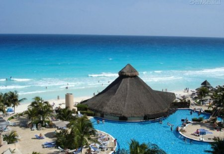Dream Vacation In Cancun Photography Abstract Background Wallpapers On Desktop Nexus Image 1207561