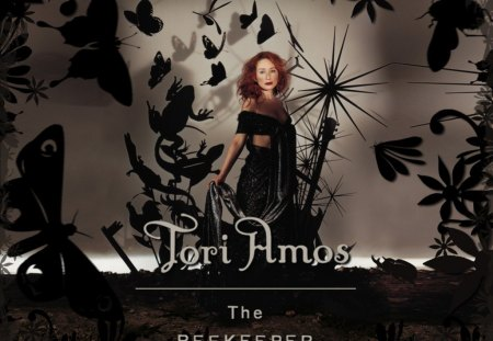 Tori Amos - Beekeeper in black