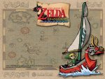 Wind Waker-Map Background