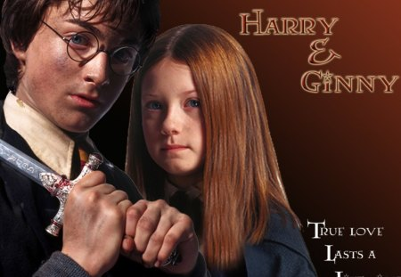 Harry&Ginny - harry, hp, ginny, movie