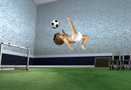 Soccer Kid Soccer Sports Background Wallpapers On Desktop Nexus Image 121928