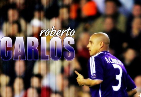 Roberto Carlos Soccer Sports Background Wallpapers On