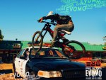 Downhill urban evomo