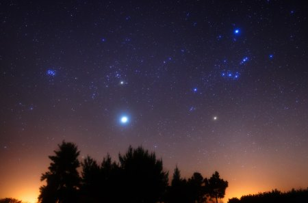 Orion of the South - stars, orion, stargazing, sky, constellations, night