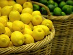 *** Baskets of Lemons **