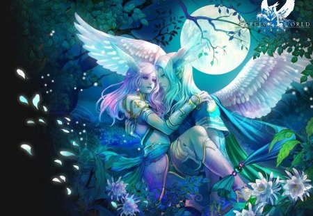 Fairy - cute, angel, dark, hot, beautiful, fairy