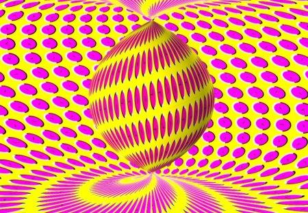 optical illusions wallpaper abstract - photo #4