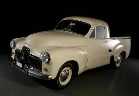 50's Holden Ute - utility, old, coupe, 50s, antique, car, australian, holden, truck, classic, ute, vintage