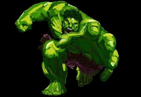 Hulk Smash Animated The