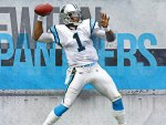 Cam Newton Carolina Panthers qb