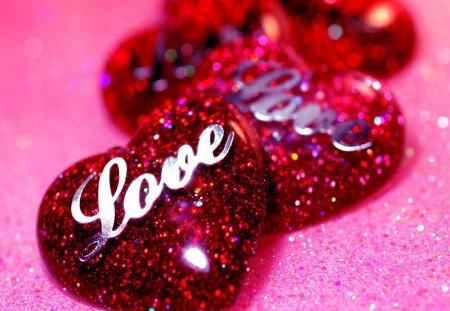 Beautiful read love heart - valentine heart, love heart, colourful love, beautiful love