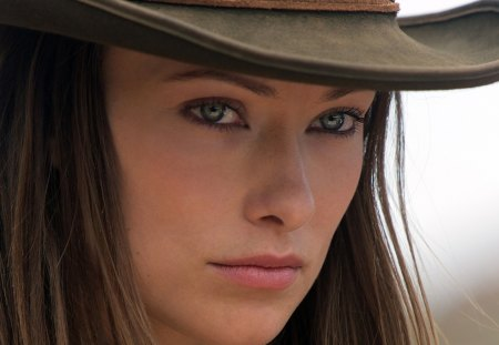 Olivia Wilde Cowgirl - wilde, olivia, actress, cowgirl