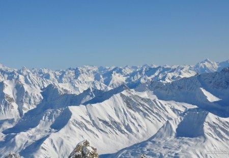 Mont Blanc-Italy