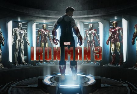 Iron Man 3 - robert downey jr, celebrity, iron man, entertainment, people, handsome, iron man 3, movies, actors