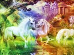 Rainbow Unicorn Kingdom
