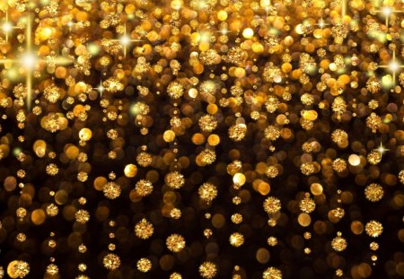 Gold Lights Backgrounds Gold lights backgrounds gold