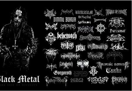 Black Metal Music Entertainment Background Wallpapers On Desktop Nexus Image 1218733