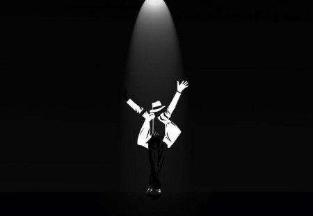 Michael Jackson Music Entertainment Background