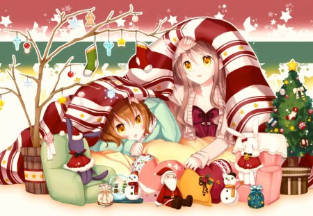 Christmas Anime.Merry Christmas Other Anime Background Wallpapers On