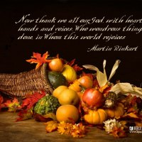 Autumn Thanksgiving