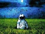 astronaut moonshine