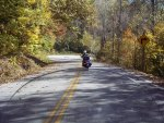 Riding the hills of TN.
