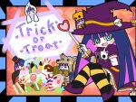 Panty and stocking(Halloween)