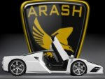 arash supercar