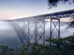 New River Gorge Bridge, West Virginia, USA