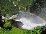 KRIMMLER WATERFALLS AUSTRIA