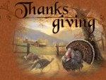 Rural Thanksgiving